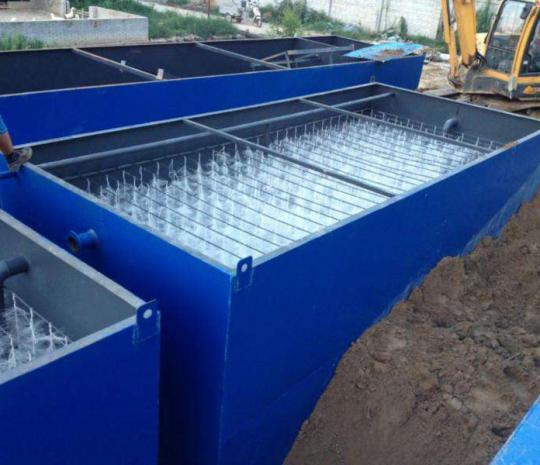 一体化生活水处理设备