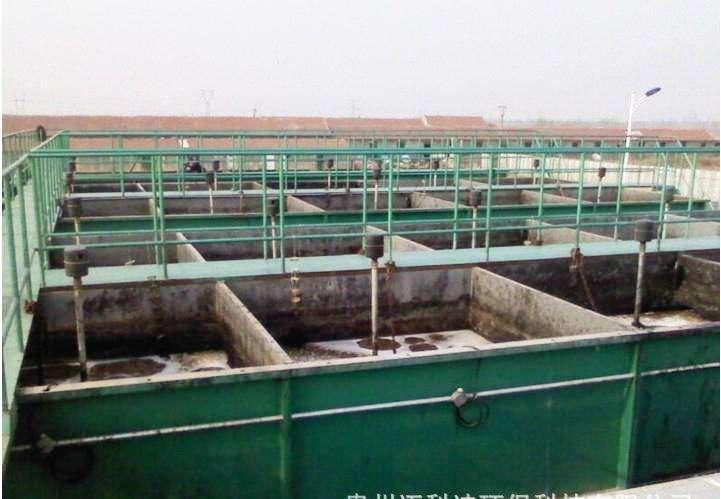 新疆矿井水处理设备工程