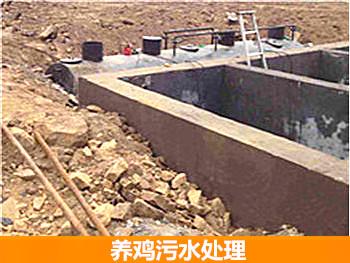 养鸡废水处理设备