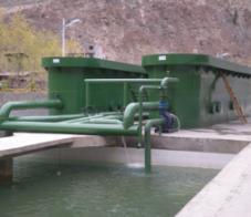 新疆一体化净水设备