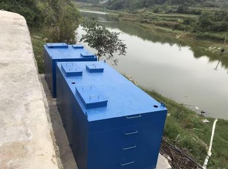 乌鲁木齐一体化生活水处理设备